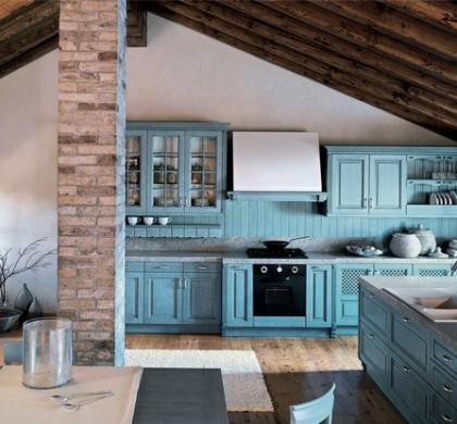 5 razones por las que elegir una cocina rústica.