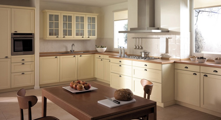 Cocinas clasicas en sevilla di como cocinas - Como disenar una cocina rustica ...