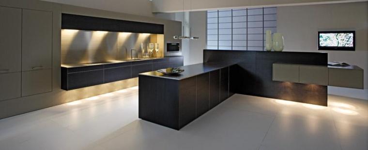 Cocinas minimalistas en sevilla di como cocinas for Imagenes de cocinas minimalistas