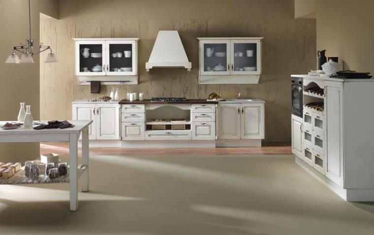 el estilo rstico idlico presenta un diseo de muebles de cocina acogedor pero que permite a su vez distintas para crear diferentes climas