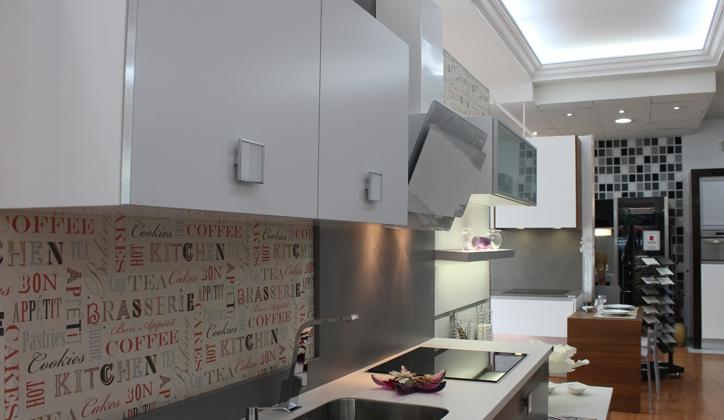 Tipos de muebles para cocinas de diseño.