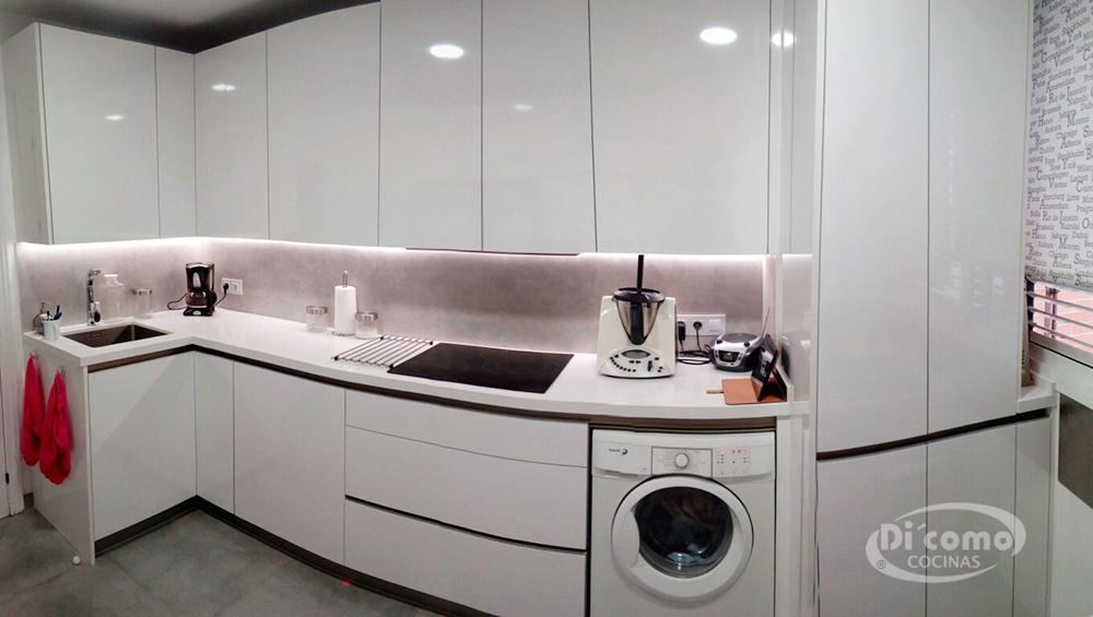 Nuestros trabajos tienda de muebles de cocina en sevilla - Di como cocinas ...