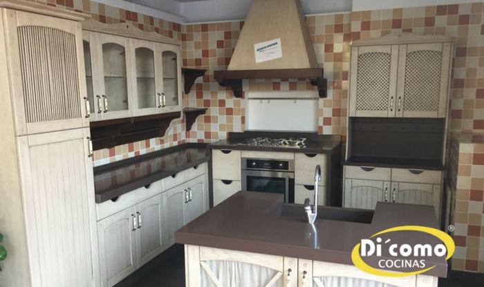 Cocinas rústicas - Tienda de Muebles de Cocina en Sevilla - Di\'como ...