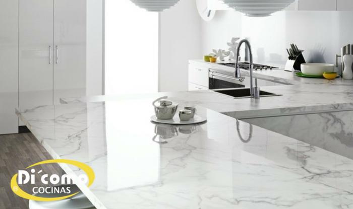 Los 4 materiales de encimera de cocinas más utilizados - Tienda de ...