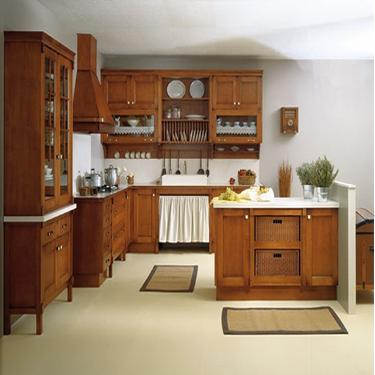 4 consejos para decorar cocinas rústicas - Tienda de Muebles de ...
