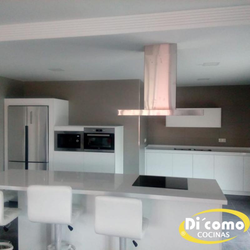 Diseño de cocinas modernas y minimalistas - Tienda de Muebles de ...
