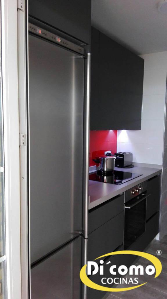 Diseño de Cocinas Pequeñas - Tienda de Muebles de Cocina en Sevilla ...
