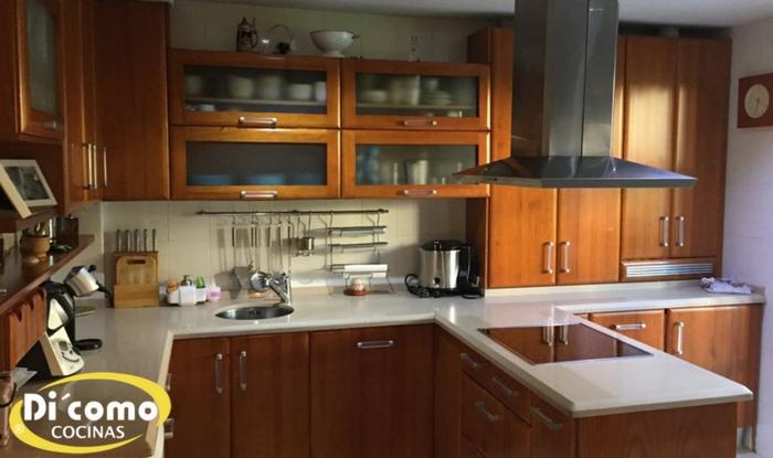 Cocinas de madera tienda de muebles de cocina en sevilla di 39 como cocinas - Cocinas de ocasion sevilla ...