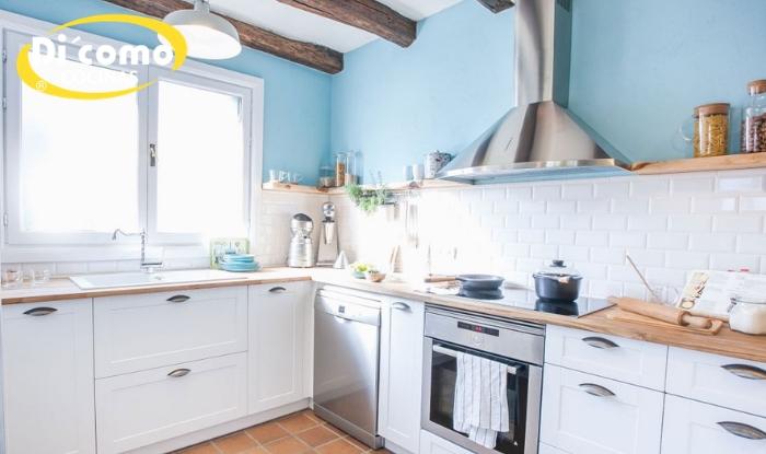 cocina con muebles blancos Archivos - Tienda de Muebles de Cocina en ...