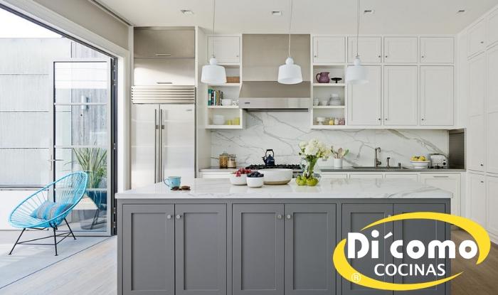 Principales tendencias en cocinas para 2019 - Tienda de Muebles de ... 584d89b1792d