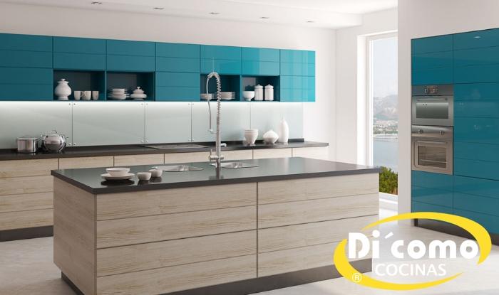 6 reglas de oro para el diseño de cocinas - Tienda de Muebles de ...