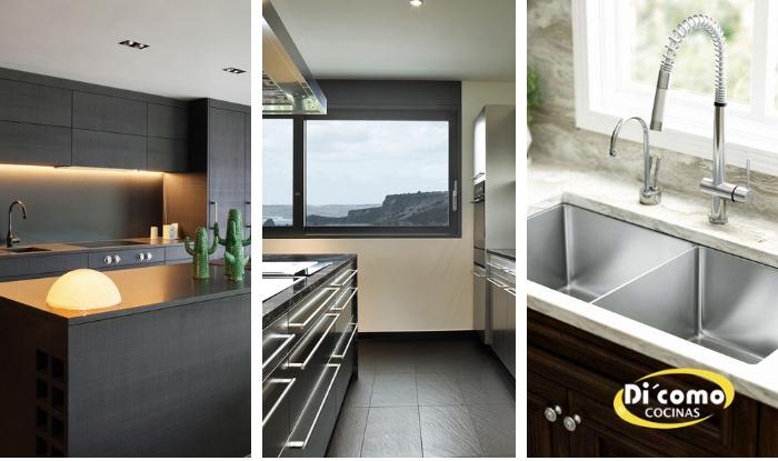 Detalles de diseño para incorporar en la cocina - Tienda de Muebles ...